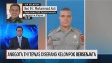 VIDEO:  TNI Tewas Diserang Kelompok Bersenjata