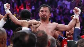 Resmi Teken Kontrak, Pacquiao vs McGregor Bisa Terwujud
