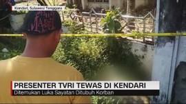 VIDEO: Pembunuh Presenter TVRI Ditangkap