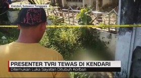 VIDEO: Pembunuh Prensenter TVRI Ditangkap