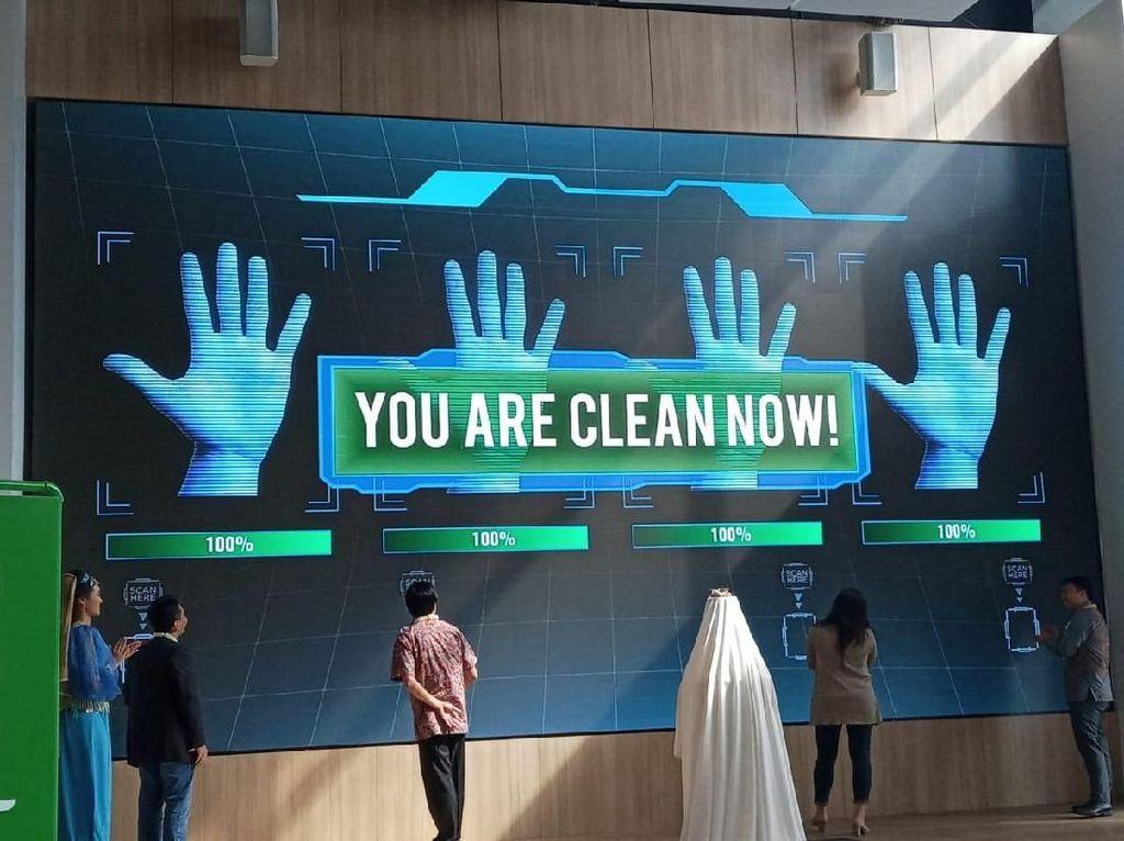 Enesis Group kembali melakukan inovasi terhadap salah satu produk andalan di kategori hand sanitizer.