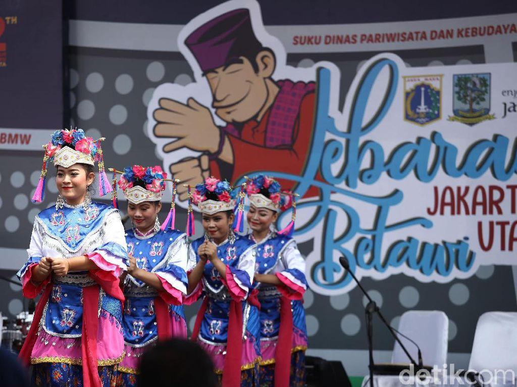 Pemerintah Provinsi DKI Jakarta memulai perayaan tahunan ini sejak 19 Juli kemarin di Lapangan Silang Monas Barat Daya, Jakarta Pusat.