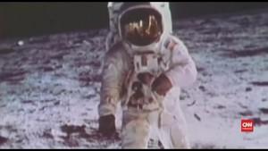 VIDEO: Warga Kenang Pendaratan Apollo 11