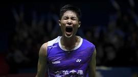 Juara Indonesia Open 2019, Tien Chen Sempat Kecewa Wasit