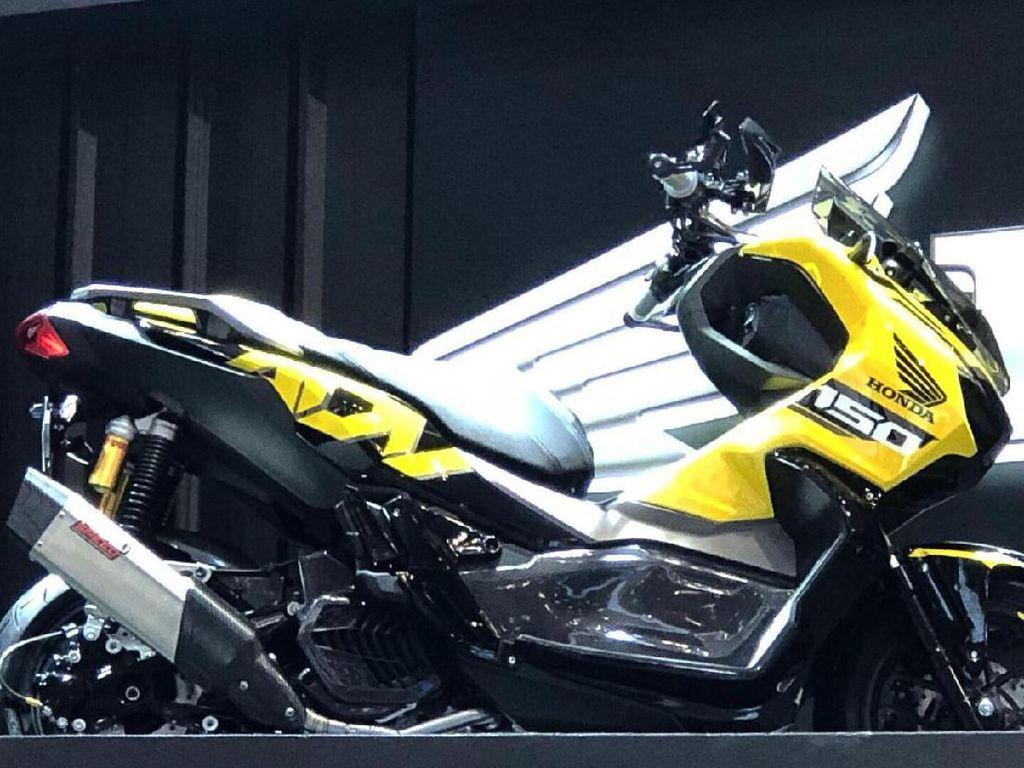 Modifikasi Honda ADV 150 Pertama di Dunia