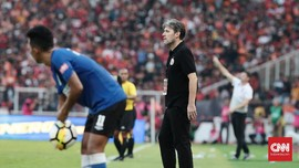 Usai Kalah dari Bali United, Persija Pecat Banuelos