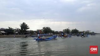 Aplikasi Lelang Ikan Negara Sosialisasi ke Nelayan Sukabumi
