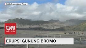 VIDEO: Suara Dentuman Masih Terdengar di Gunung Bromo