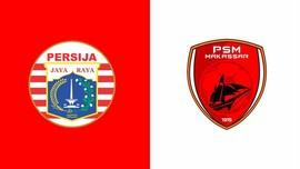 LIVE Report: Final Piala Indonesia Persija vs PSM Makassar