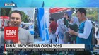 VIDEO: Jelang Final Indonesia Open 2019