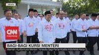 VIDEO: Bagi-Bagi Kursi Menteri