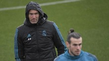 Zidane: Bale Lebih Baik Segera Tinggalkan Madrid