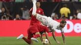 Kekalahan ini menjadi alarm bahaya bagi pelatih Real Madrid, Zinedine Zidane, yang sedang membangun kekuatan baru. (Thomas B. Shea/USA TODAY Sports)