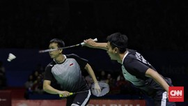 Hasil Kejuaraan Dunia: Ahsan/Hendra Lolos ke 16 Besar