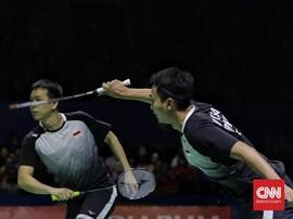 Ahsan/Hendra Lolos, All Indonesian Final di China Open