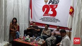 HUT Dibubarkan, PRD Sindir Elemen Anti Demokrasi seperti Orba