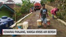 VIDEO: Kemarau Panjang, Warga Krisis Air Bersih