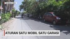 VIDEO: Perda Satu Mobil Satu Garasi Jalan Ditempat