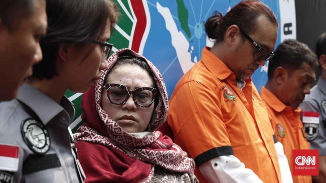 Berstatus Buron, Pemasok Sabu Nunung Ada di Penjara Bogor