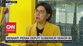 VIDEO: Wawancara Destry Damayanti