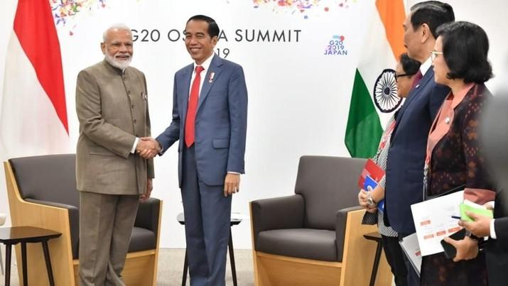 India menjadi satu-satunya negara yang masih bermasalah dalam negosiasi RCEP.