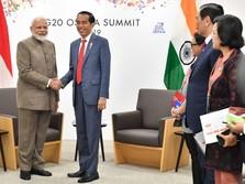 Narendra Modi Masih Ngotot Tak Mau Teken Perjanjian Dagang