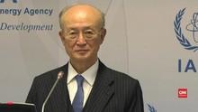 VIDEO: Ketua Pengawas Nuklir Yukiya Amano Tutup Usia