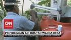 VIDEO: Penyulingan Air Buatan Warga Desa