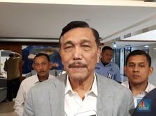 Siap Guyur Duit, Luhut: Bos SoftBank Terkesan dengan Jokowi