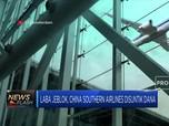 Terima Suntikan Dana, China Southern Airlines Segar Lagi