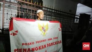 FPI dan LPI 'Geruduk' Acara Ulang Tahun PRD di Surabaya
