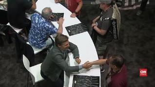 VIDEO: Salam Perpisahan 'Game of Thrones' di Comic Con 2019