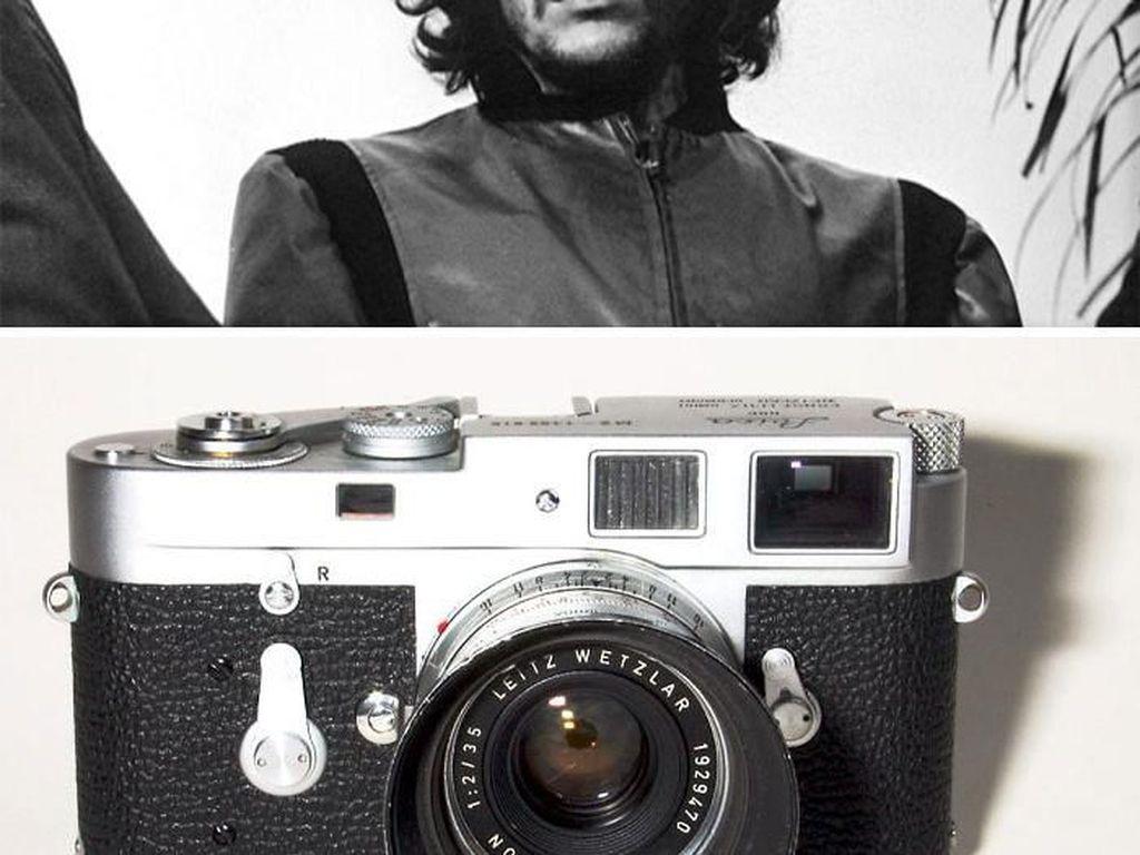 Che Guevara (1969) karya Alberto Korda menggunakan Leica M2 Foto: Bored Panda