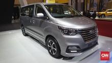 Produksi Lokal Hyundai H-1 Berpeluang Digeser ke Pabrik Baru