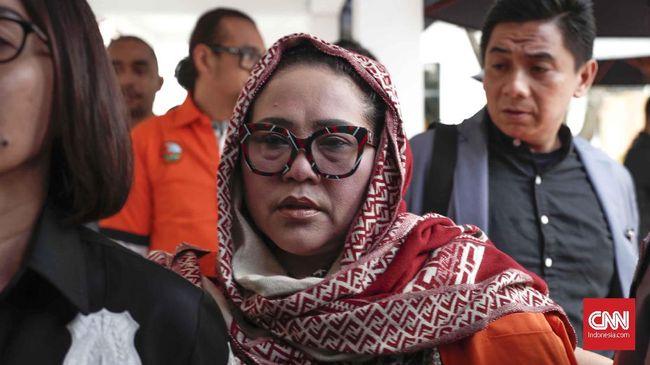 Polisi soal Rehabilitasi Nunung: Nanti Dievaluasi Dulu