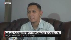 VIDEO: Keluarga Berharap Nunung Direhabilitasi