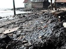 Karawang Tercemar Minyak, Pertamina Lakukan Tanggap Darurat