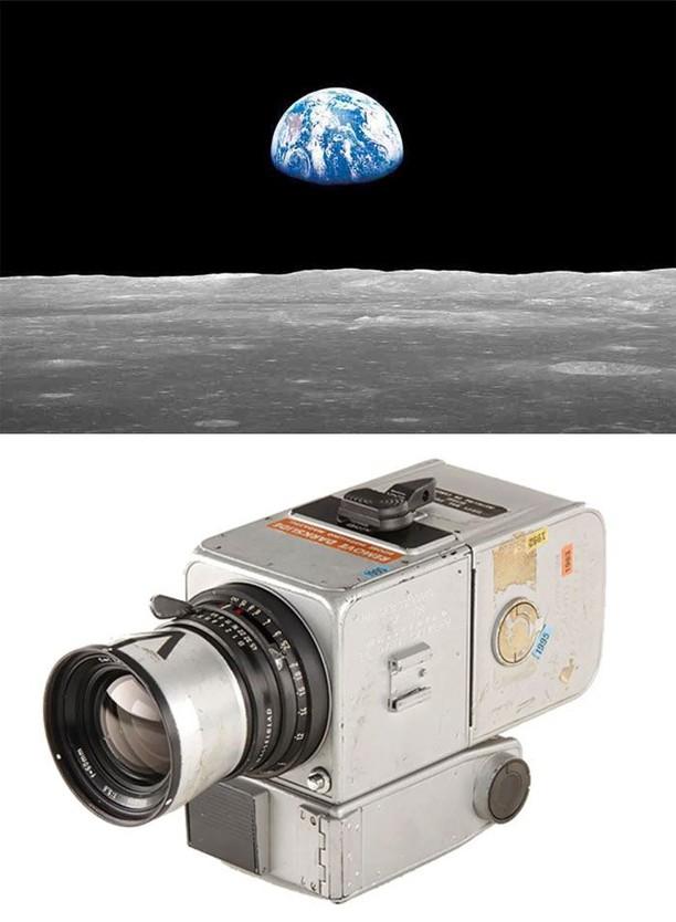 20 Foto Ikonik dan Kamera yang Digunakan