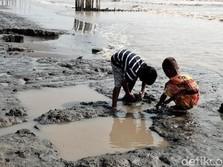 Minyak Tumpah, Pertamina Kerahkan 200 Orang Bersihkan Pantai