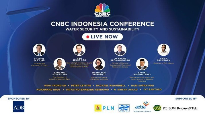 Live Streaming CNBC Indonesia Conference