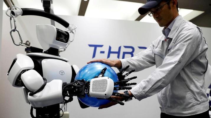 Apakah robot akan menggantikan pekerjaan manusia di Indonesia?