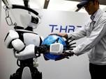 Benarkah Robotisasi Bisa Obrak-Abrik Tenaga Manusia di RI?