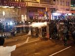 Chaos! Demonstrasi di Hong Kong Tambah Parah, Kantor Dirusak