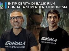 Intip Cerita di Balik Film Gundala Superhero Indonesia