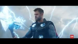 VIDEO: 'Avengers: Endgame', Film Terlaris Sepanjang Sejarah