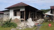 VIDEO: BPBD Halmahera Hitung Kerugian Pasca Gempa