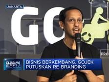 Bisnis Berkembang, Gojek Putuskan Rebranding