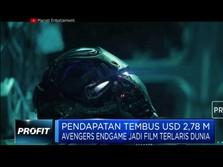 Avatar Tergusur! Avengers EndGame Jadi Film Terlaris