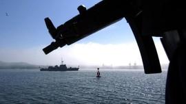 TNI AL Sergap Pembajak KM Mina Sejati di Laut Kepulauan Aru