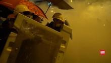 VIDEO: Hong Kong Kembali Membara di Akhir Pekan